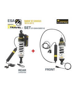 Touratech Suspension Plug & Travel ESA Expedition SET for BMW R1200GS Model 2010-2012