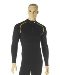 "Longshirt ""Touratech Primero Alpine"" men, black ""M"""