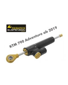 Touratech Suspension steering damper *CSC* for KTM 790 Adventure from 2019 *including mounting kit*