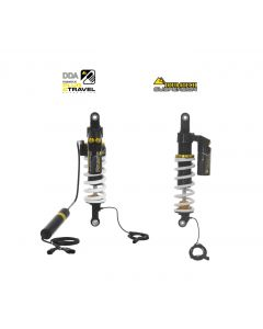Touratech Suspension DDA / Plug & Travel SUSPENSION-SET for BMW R1200GS/R1250GS from 2017
